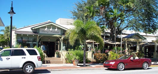 Tommy Bahamas in Naples Florida