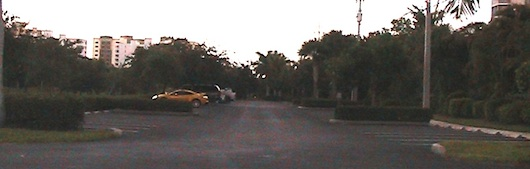 Parking Lot for North Naples Beach