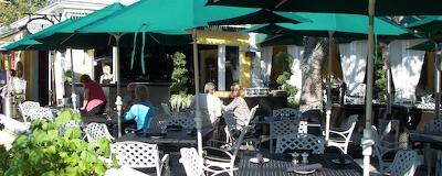 Handsome Harry's Third Street Bistro with Live Music in Downtown Olde Naples Florida